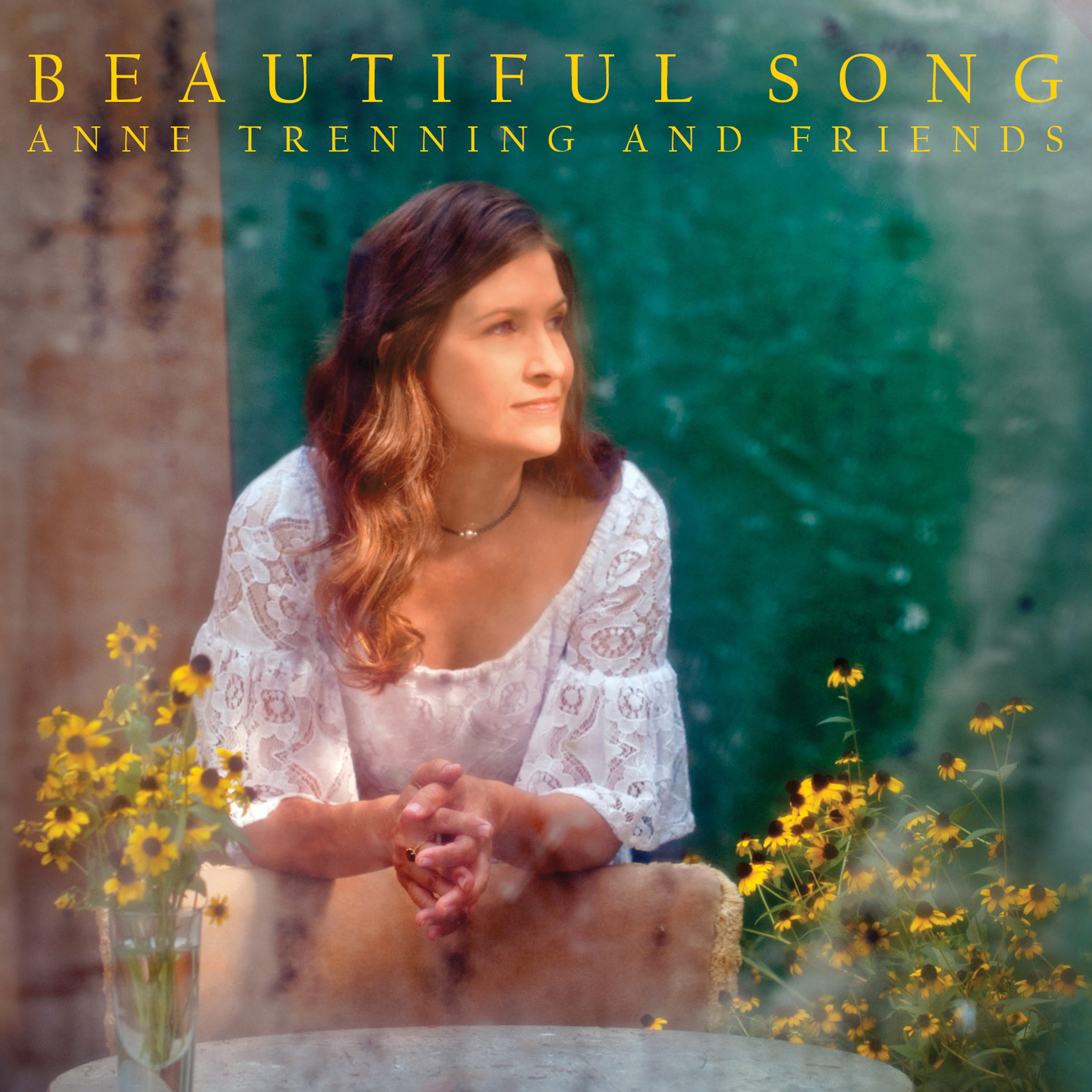 Anne Trenning Beautiful Song CD Cover